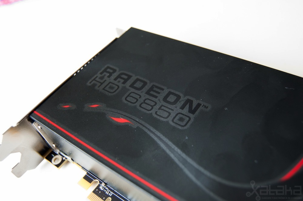 Foto de AMD 6850, análisis (10/11)