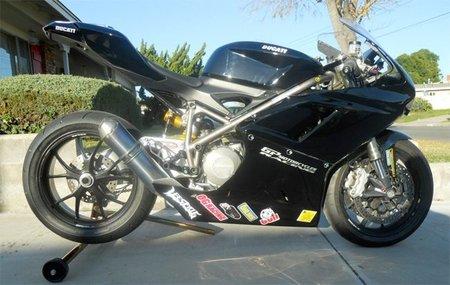 Así pinta la Ducati Supermono 2.0