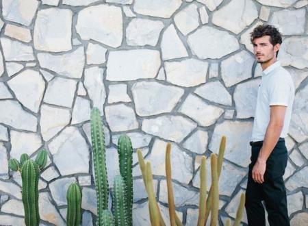 David Kitz, el artista que desprende estilo (y rompe corazones)  allá donde va