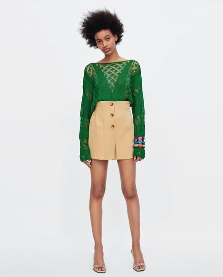 Zara Jersey Rebajas 07