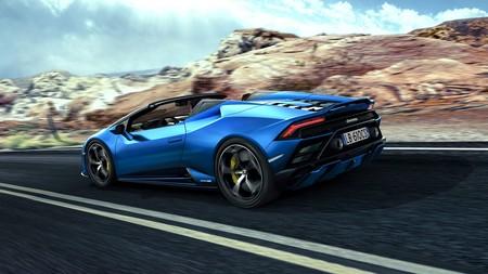 Lamborghini Huracan Evo Spyder Rwd 4