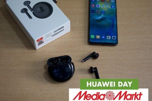 Huawei Day: smartphones, portátiles, tabletas, smartwatches y auriculares rebajadísimos (y con financiación gratis) hoy en MediaMarkt