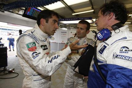Marc Gené repetirá en Le Mans con Peugeot