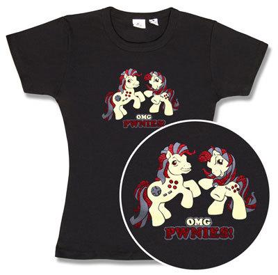 Camiseta de Pequeño Pony