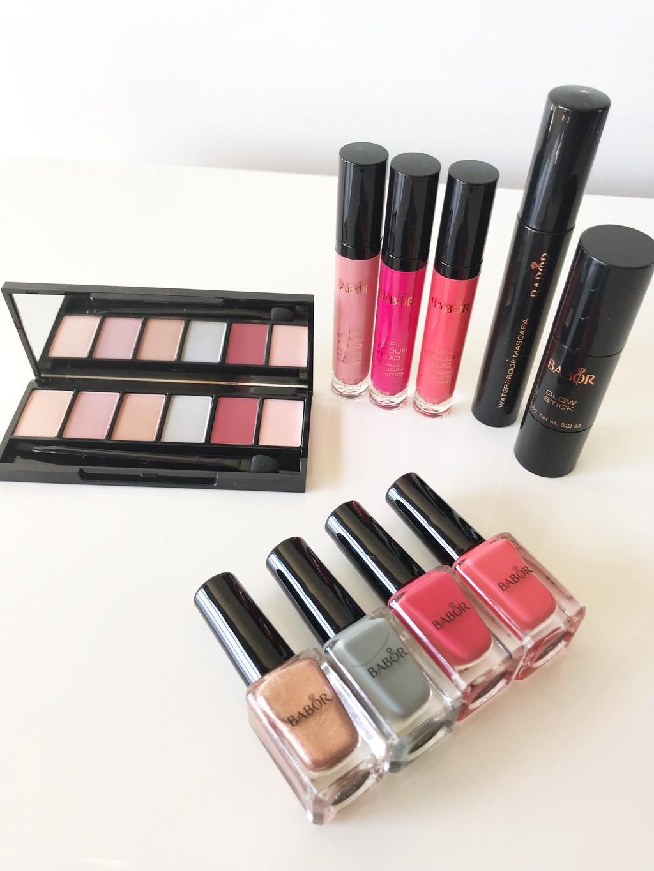 Colores pastel y resultado glow, la mezcla perfecta para la primavera de la colección de maquillaje de Babor (que ya hemos probamos)