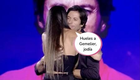 Cynthia Martínez y Canales Rivera arriman cebolleta en su primera cita en 'Secret Story: la casa de los secretos'