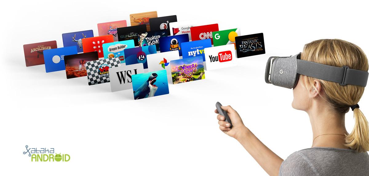 Todas las apps Daydream que puedes descargar desde Google Play