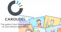 La aplicación Carousel de Dropbox hace su debut en iPad y Web