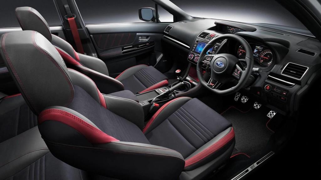 No, aún no es el fin del Subaru WRX STI: al menos durante 2018 seguirá a la venta en España