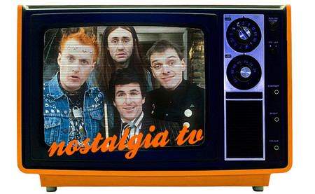 'The young ones', Nostalgia TV
