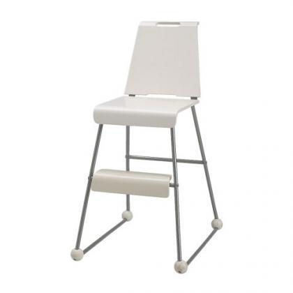 Nueva silla alta para niños de Ikea