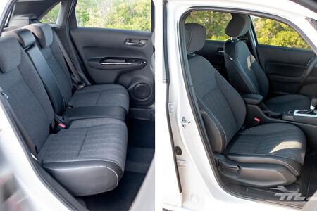 Honda Jazz eHEV híbrido