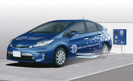 Toyota Prius Enchufable Segunda Generacion