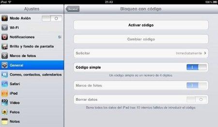 El iPad y la LOPD no hacen buenas migas
