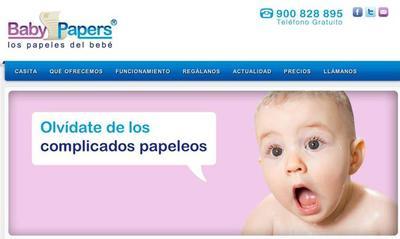 Baby Papers, gestión de trámites por el nacimiento del bebé