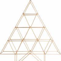 Menos espumillón en el árbol y más deco de estilo escandinavo, así es la Navidad de Habitat