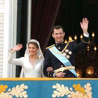 15 años del matrimonio de los Reyes de España en 15 fotos para el recuerdo
