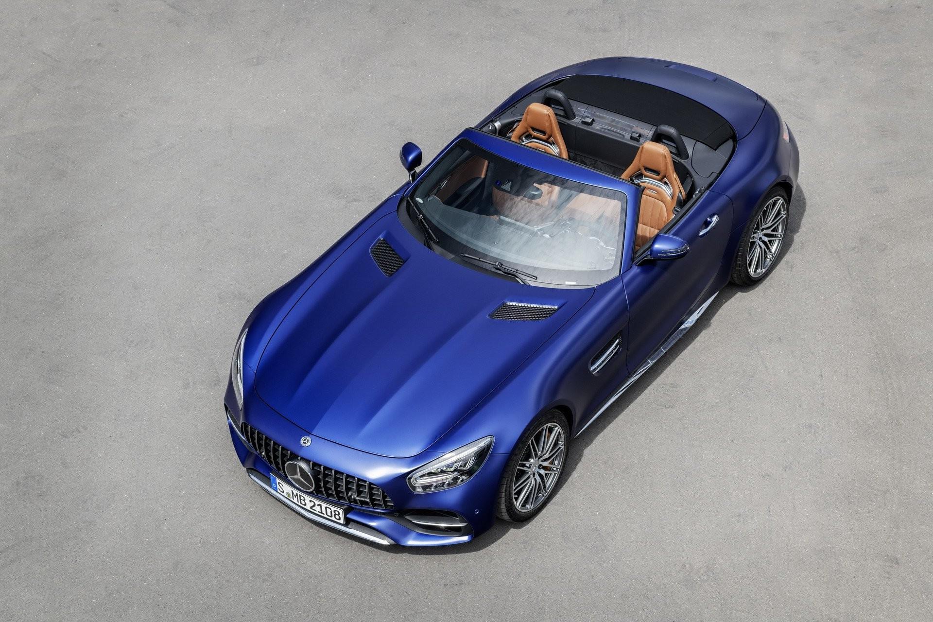 Foto de Mercedes-AMG GT 2020 (20/44)