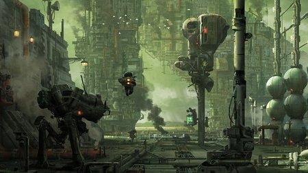 'Hawken', destrucción y robots a ritmo de piano en su nuevo tráiler