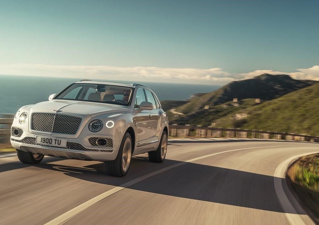 Foto de Bentley Bentayga Hybrid (14/23)