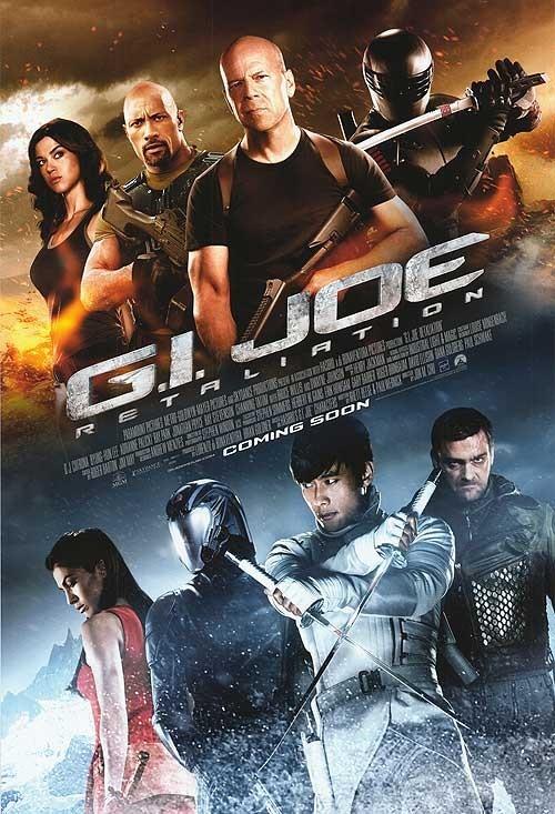 Foto de Todos los carteles de 'G.I. Joe: La venganza' (14/25)