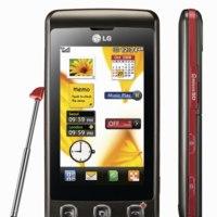 LG KP500, táctil pero no caro