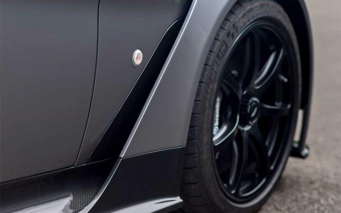 Foto de Aston Martin Vantage GT12 Roadster (8/12)