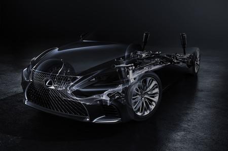 El Lexus LF-LC por fin presentará su versión de producción en la forma del nuevo LS sedán