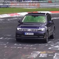 ¿Volkswagen Tiguan R con al menos 300 hp? Este video demuestra que viene en camino