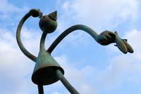 El Museo Beelden y su Jardín de Esculturas de personajes de cuentos