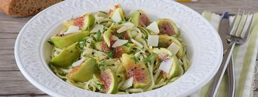 15 recetas saludables y fáciles con higos para disfrutar este otoño