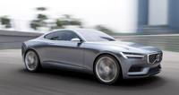Volvo Concept Coupe - el P1800 de próxima generación