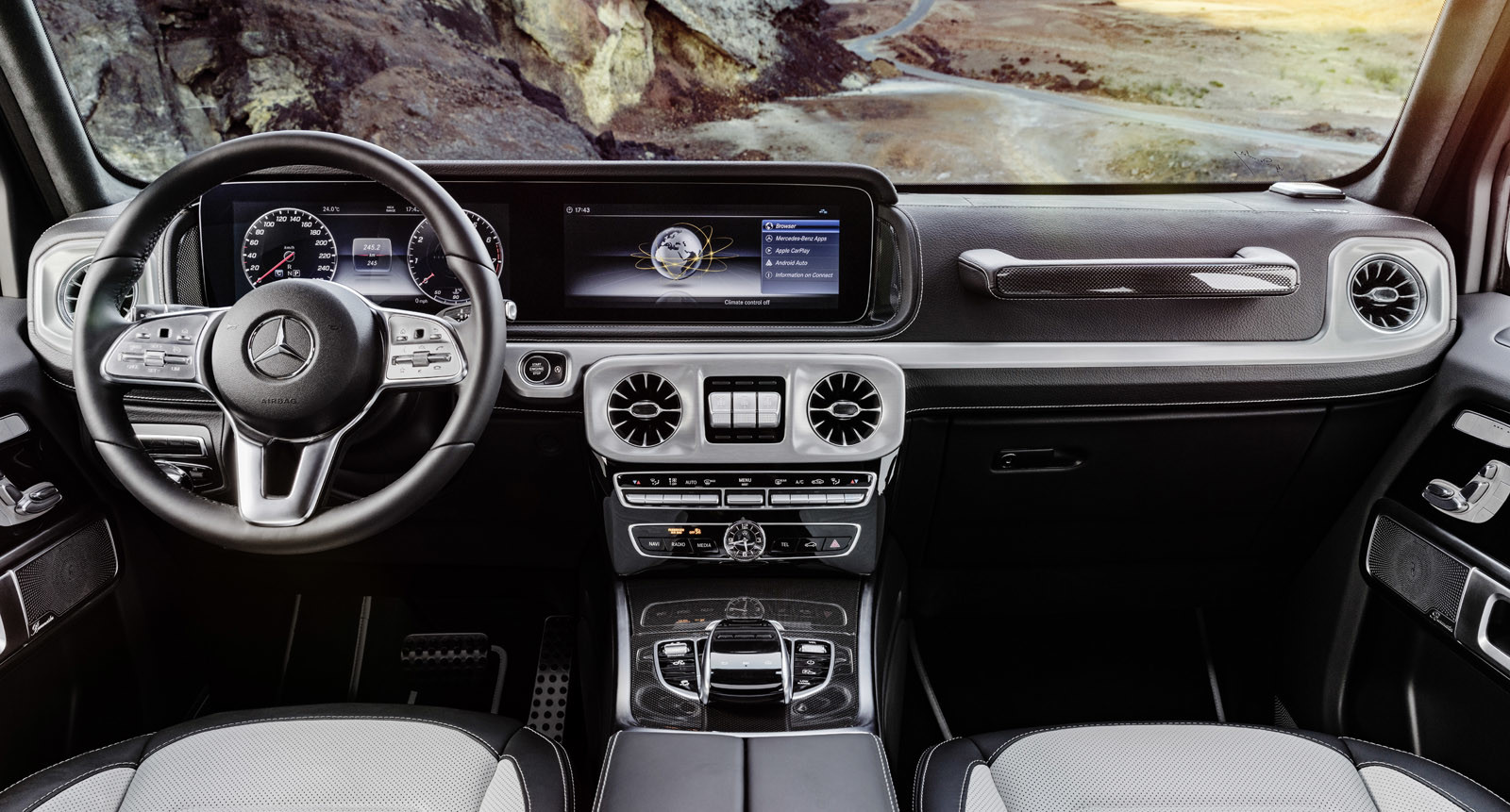 Foto de Mercedes-Benz Clase G 2018 (5/54)