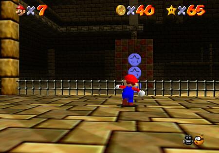 Super Mario 64 Mundo8 Estrella7 02