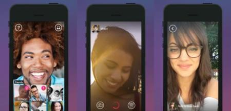 Blab Video Messenger: mensajes de vídeo en unos pocos toques