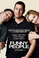 'Funny People', póster