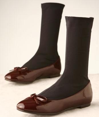 Los zapatos con calcetín incluido de Marc Jacobs