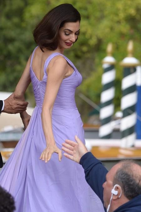 George Y Amal Clooney 1