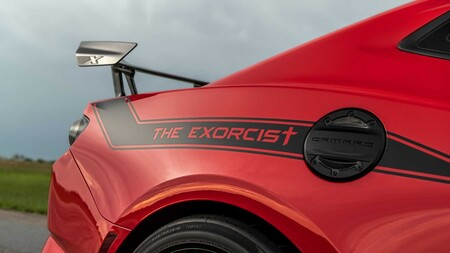 Hennessey Camaro Zl1 Exorcist 30th Anniversary Edition 2021 5