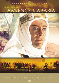 lawrence de arabia dvd