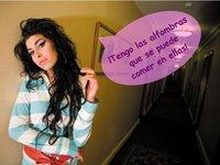 "Amy Winehouse: ""Así limpiaba, así, así..."""