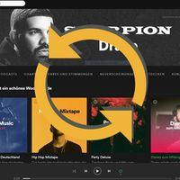 Drake actualiza su disco 'Scorpion' como si fuera un parche de software