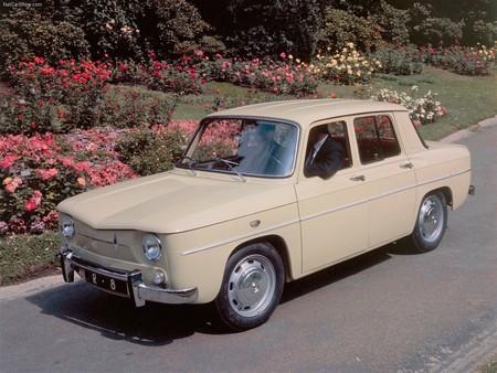 Renault 8, recordando al auto que cautivó a los jóvenes de México en la década de los 60