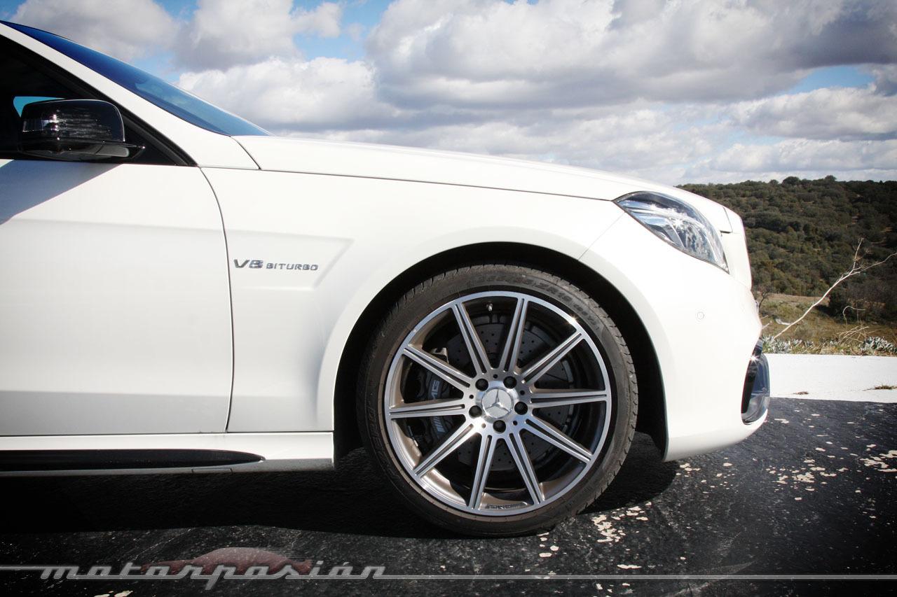 Foto de Mercedes-AMG E 63 4Matic (prueba) (34/42)