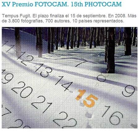 Concurso FOTOCAM 2009