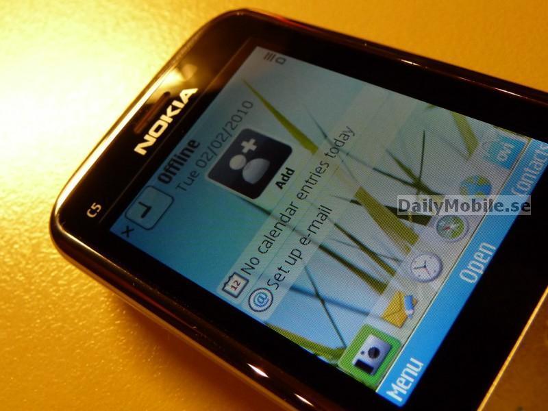 Foto de Nokia C5 (5/10)