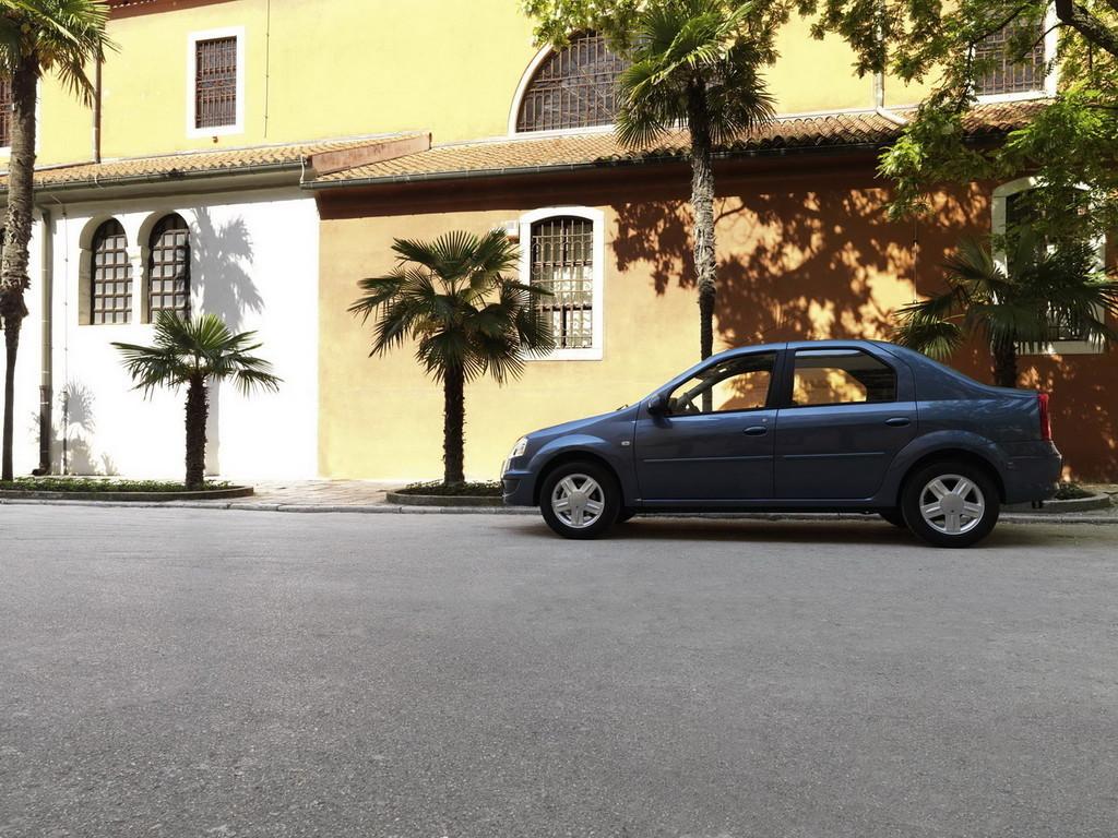 Foto de Dacia Logan 2008 (19/57)