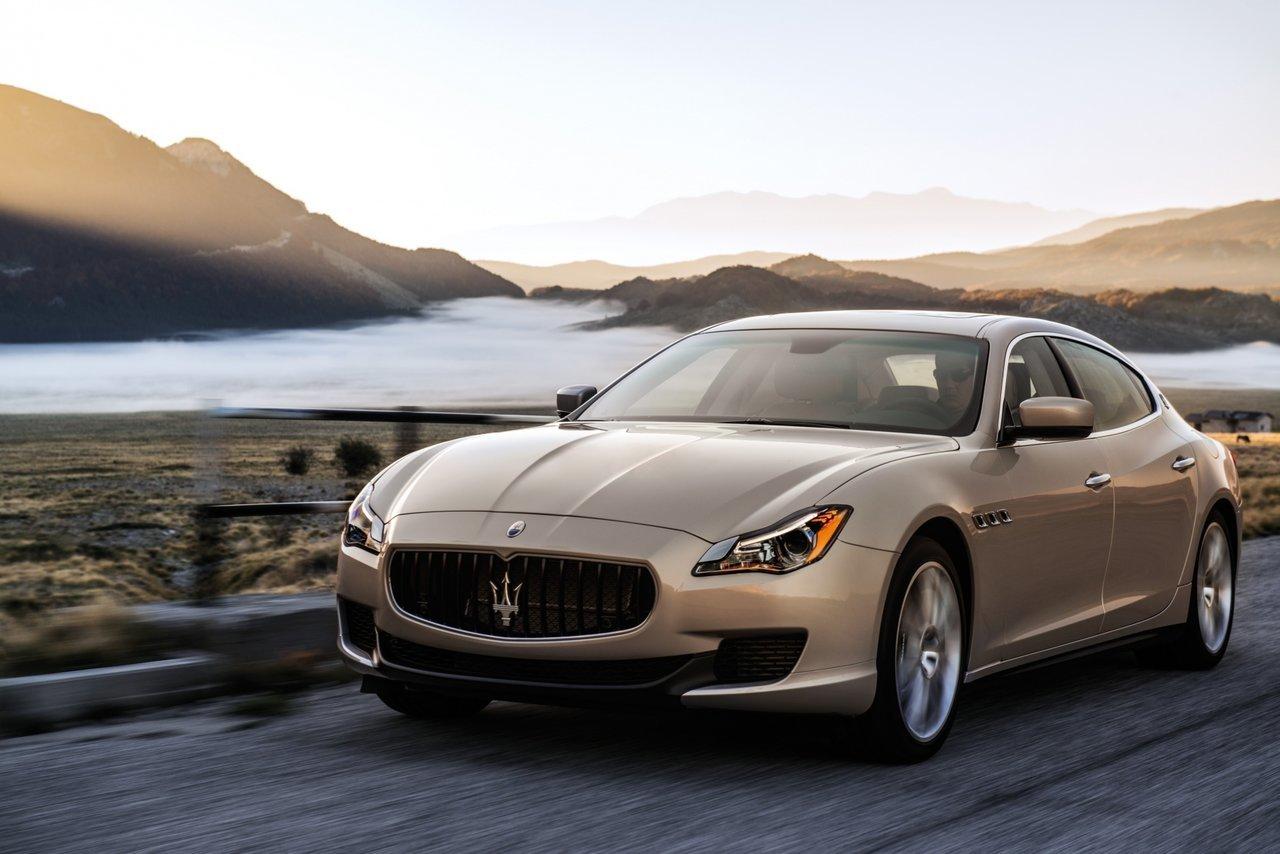 Foto de Maserati Quattroporte (2013) (13/47)