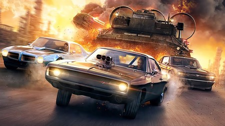 Fast & Furious Crossroads se retrasa hasta agosto, pero al menos nos deja un nuevo tráiler de su gameplay