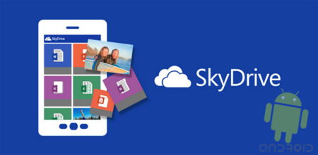 Microsoft lanza SkyDrive en Android